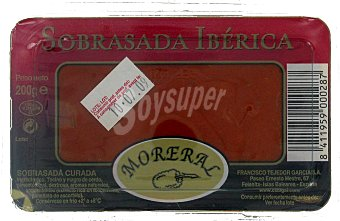 Madrange Sobrasada Ibérica 200g