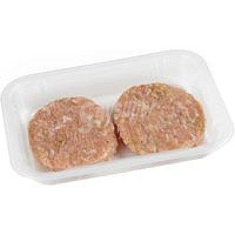 Bo de Debo Hamburguesa de pollo con cebolla Peso aproximado