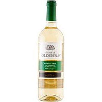 Castillo de Soldepeñas Vino Blanco Valdepeñas Botella 75 cl