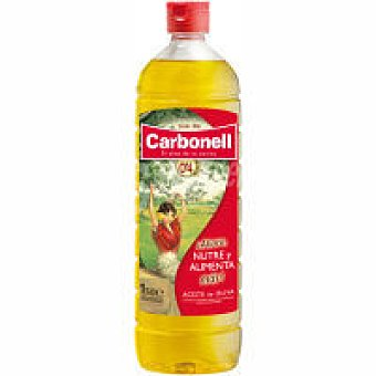 OLIVA 0 Aceite de Botella 1 litro + 10%