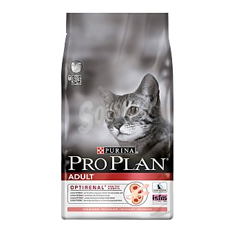 PRO PLAN OPTI Pienso para gatos adultos Purina Pro Plan Opti Renal salmón 1,5 kg 1,5 kg
