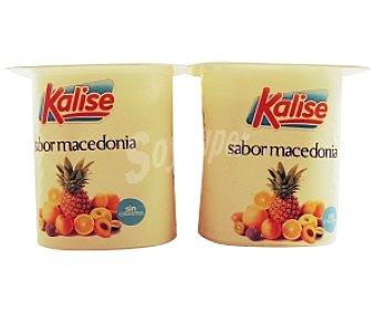 Kalise Yogur sabor Macedonia Pack 4 Unidades de 125 Gramos