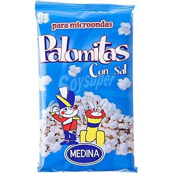 Medina Palomitas con sal para microondas Bolsa 100 g