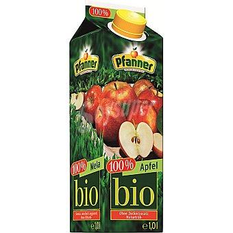 PFANNER Zumo de manzana natural bio Envase 1 l