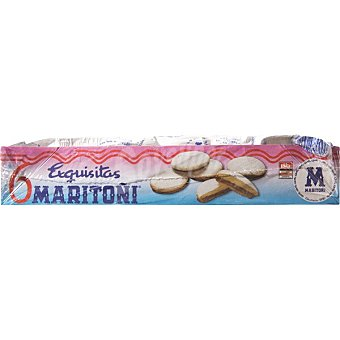 Maritoñi Tortas envase 740 g 6 unidades