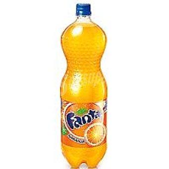 Fanta Refresco de naranja Botella 2 l