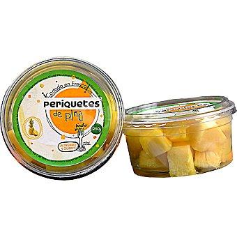 PERIQUETE Piña lista para tomar (contiene tenedor) Tarrina 250 g