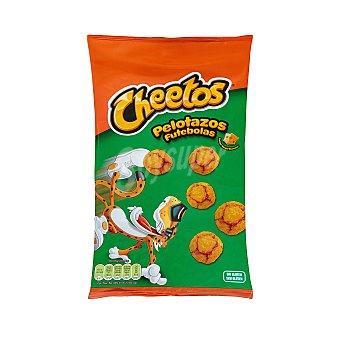 Cheetos Matutano Snack de maíz de queso pelotazos Bolsa 130 g