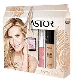 Astor Estuche maquillaje color Prety Nude 1 ud
