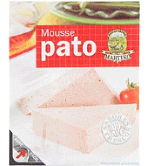 Martiko Mousse de pato 90 g