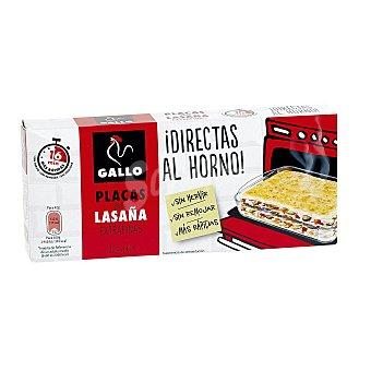 Gallo Pasta lasaña placas precocidas Paquete 18 u (224 g)