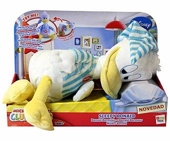 Disney Muñeco de Peluche Donald Dormilón 1 Unidad