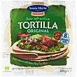 Tortilla original organic Paquete 250 g Santa Maria