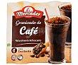 Granizado de café, elaborado sin gluten 4 x 190 ml Mercader