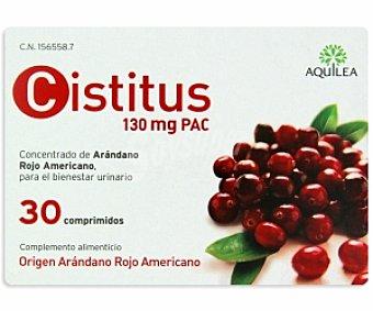 CISTITUS Complemento alimenticio, concentrado de árandano rojo 30 Comprimidos