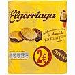 Galleta rellena de chocolate 250 g Elgorriaga
