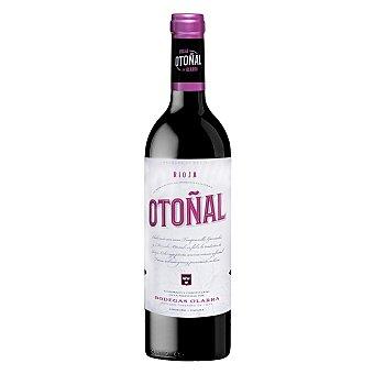 Otoñal Vino tinto joven cosecha D.O. Rioja Botella 75 cl