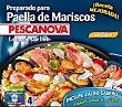 Preparado para paella de marisco bandeja 500 g Pescanova