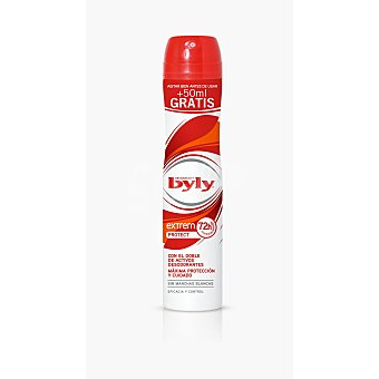 Bily Desodorante extreme protect 48 h spray 200 ml Spray 200 ml