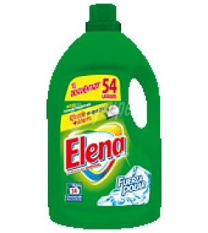 Elena Fuerza Polar Detergente Liquido 54 lavados