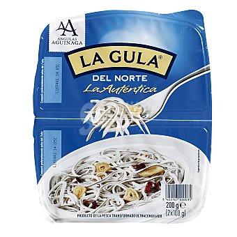 Angulas Aguinaga La gula del norte congelado Bandeja 2 u x 100 g