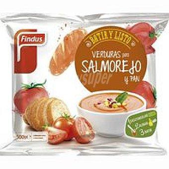 Findus Batido Verdura Salmorejo  500 g