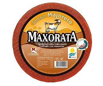 Maxorata Queso de cabra semicurado 1000 gramos aproximados