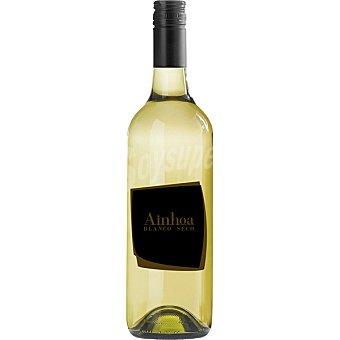 Ainhoa Vino blanco seco barrica de Canarias botella 75 cl botella 75 cl