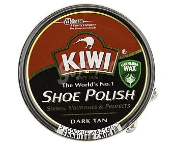 Kiwi Crema para calzado color Marrón oscuro 50 ml