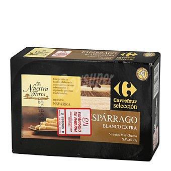 Carrefour Selección Espárragos blancos extra gruesos 250 g