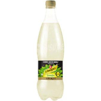 Schwppes Spirit Cero Refresco de limón Botella 1,5 litros