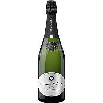 Canals & Nubiola Cava Brut Natural Botella 75 cl