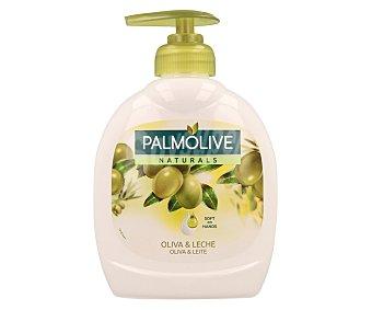 Palmolive Jabón de manos líquido Leche y Oliva Bote 300 ml