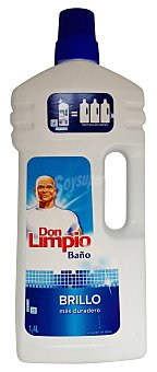 Don Limpio Limpiador baño Botella 1400 cc