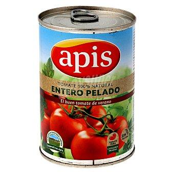 Apis Tomate natural entero pelado Lata 390 g