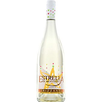 ESTRELLA DE MURVIEDRO Frizzante Vino blanco espumoso verdejo Botella 75 cl