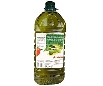 Auchan Aceite de oliva intenso Garrafa de 5 litros
