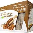 Tostadas ligeras de arroz y trigo sarraceno ecológicas  paquete 100 g Soria Natural