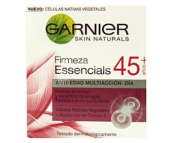Skin Naturals Garnier Crema anti-edad Firmeza Essencials 45+ 50 ml
