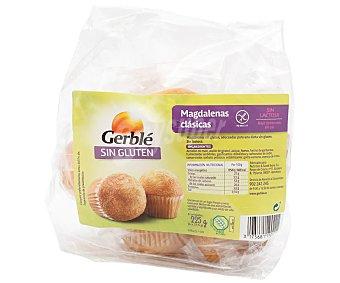 Gerblé Magdalenas clásicas sin lactosa 225 g