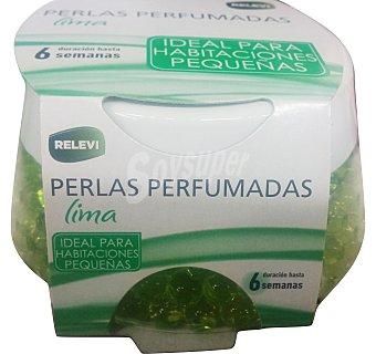 RELEVI AMBIENTADOR PERLAS PERFUMADAS AROMA LIMA 1 Unidad