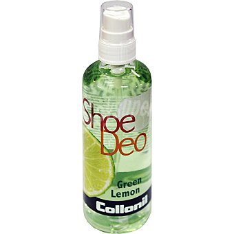 COLLONIL Desodorante para zapatos aroma limón Spray 100 ml
