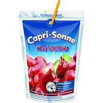Capri Sonne Refresco de cereza Brik 20 cl