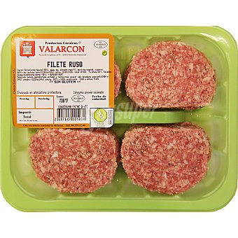 VALARCON Filetes rusos peso aproximado bandeja Bandeja 350 g