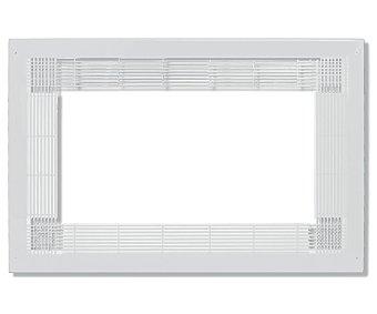 Marco microondas Universal marco para microondas color blanco, medidas: 60 x 40 cm