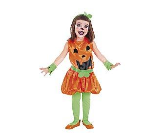 HAUNTED HOUSE Disfraz Calabaza Divertida, talla de 1 a 2 años, Halloween Calabaza 1-2 años