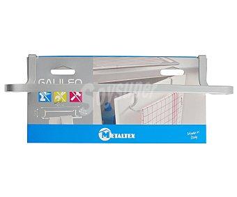 Metaltex Colgador de trapos de cocina, serie Galileo, sin necesidad de herramientas 1 Unidad