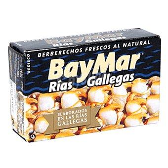 Baymar Berberechos al natural pequeños Lata 58 gr