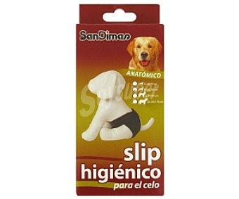 San Dimas Slip para perro higiénico, para celo Talla M 1 Unidad