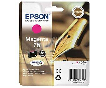 Epson Cartucho de tinta 16, magenta magenta